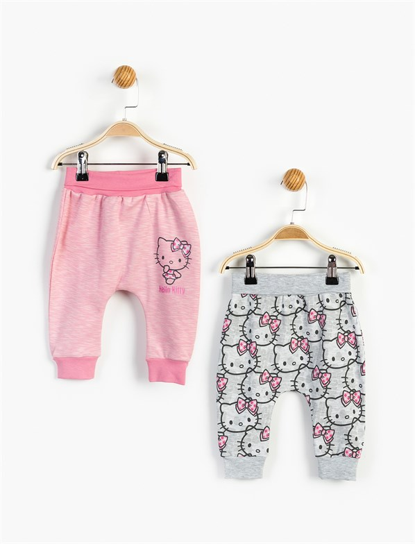 Hello Kitty Bebek 2'li Patiksiz Alt 13394