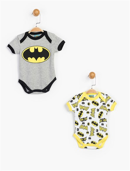 Batman Bebek 2li Body 12813