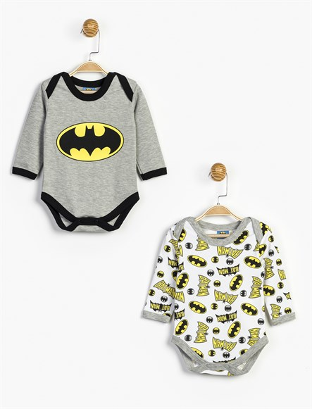 Batman Bebek 2li Body 12815