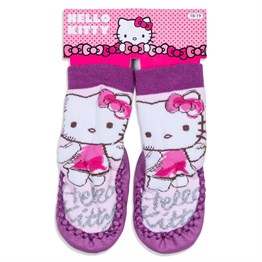 Hello Kitty Bebek Patikli Çorap 12521