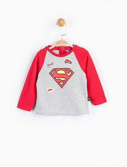 Superman Bebek Sweatshirt 12221