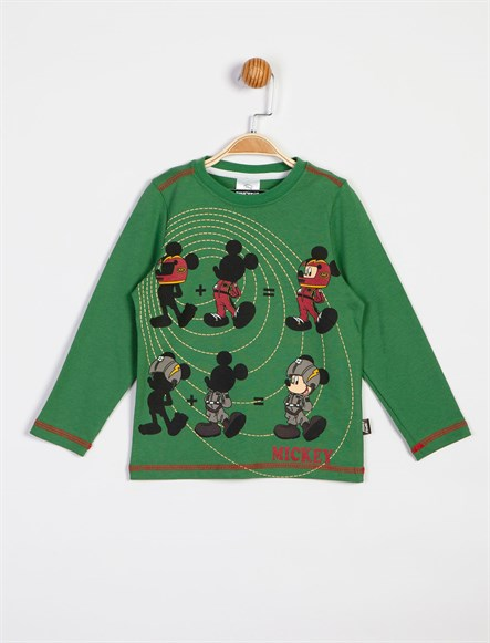 Disney Mickey Mouse Çocuk Sweat 6127
