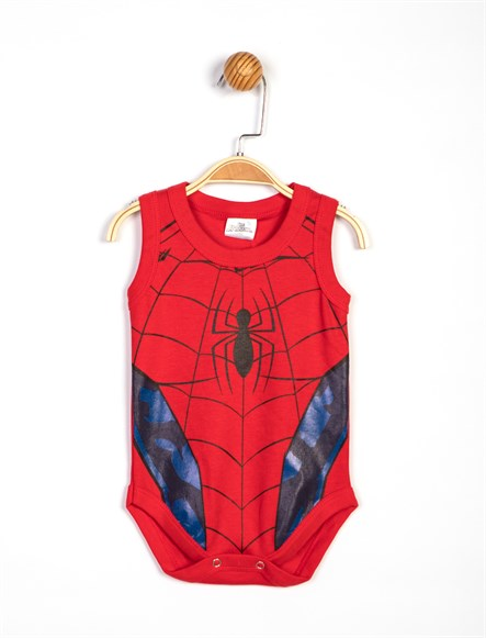 Spiderman Bebek Kostüm Body 14050