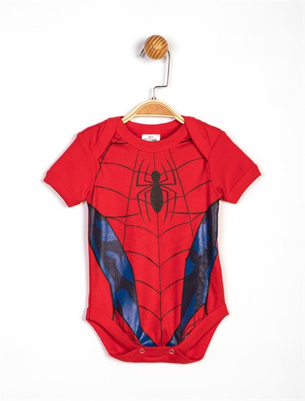 Spiderman Bebek Kostüm Body 14049